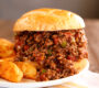 The Best Homemade Sloppy Joes